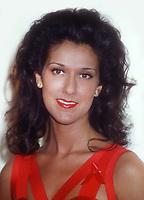 Celine Dion, 1993, Photo By Michael Ferguson/PHOTOlink