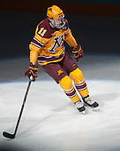Sam Warning (MN - 11) - The Union College Dutchmen defeated the University of Minnesota Golden Gophers 7-4 to win the 2014 NCAA D1 men's national championship on Saturday, April 12, 2014, at the Wells Fargo Center in Philadelphia, Pennsylvania.