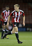 Sheffield United's Harvey Gilmour during the FA Youth Cup First Round match at Bramall Lane Stadium, Sheffield. Picture date: November 1st 2016. Pic Richard Sellers/Sportimage