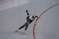 SPEEDSKATING: HAMAR: Vikingskipet, 28-02-2020, ISU World Speed Skating Championships,  Sprint, 1000m Ladies, Kaja Ziomek (POL), ©photo Martin de Jong