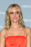 NEW YORK, NY - MAY 14: Kristin Cavallari at the 2018 NBCUniversal Upfront at Rockefeller Center in New York City on May 14, 2018.  <br /> CAP/MPI/PAL<br /> &copy;PAL/MPI/Capital Pictures