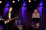 Paris Carney, Reeve Carney at The Green Room 42 11/17/19