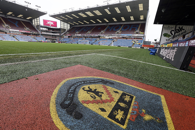 A general view of Turf Moor, home of Burnley<br /> <br /> Photographer Rich Linley/CameraSport<br /> <br /> The Premier League - Burnley v Everton - Wednesday 26th December 2018 - Turf Moor - Burnley<br /> <br /> World Copyright © 2018 CameraSport. All rights reserved. 43 Linden Ave. Countesthorpe. Leicester. England. LE8 5PG - Tel: +44 (0) 116 277 4147 - admin@camerasport.com - www.camerasport.com