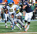 OREGON @ VIRGINIA<br /> 9/7/13<br /> FINAL : OREGON 59 VIRGINIA 10