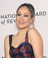 NEW YORK, NEW YORK - JANUARY 08:Olivia Wilde attends the 2019 National Board Of Review Gala at Cipriani 42nd Street on January 08, 2019 in New York City. <br /> CAP/MPI/JP<br /> &copy;JP/MPI/Capital Pictures