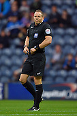 25/08/2015 Capital One Cup, Second Round Preston North End v Watford<br /> Referee, Steve Martin