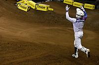 FMX / Pat Bowen<br /> Monster Energy Aus-XOpen<br /> Supercross &amp; FMX International<br /> Qudos Bank Arena, Olympic Park NSW<br /> Sydney AUS Sunday 12  November 2017. <br /> &copy; Sport the library / Jeff Crow