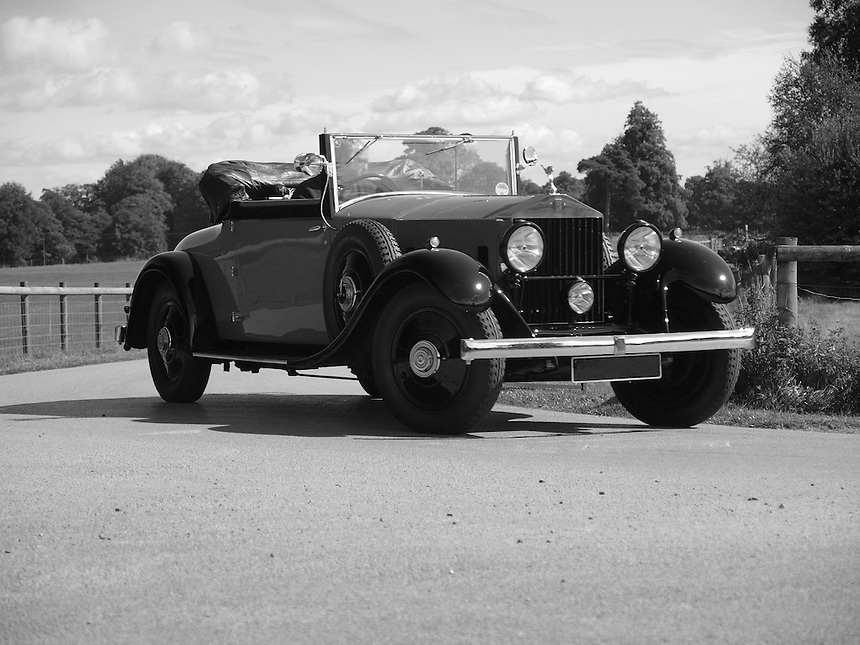 Rolls Royce 20-25 Tourer - 1931