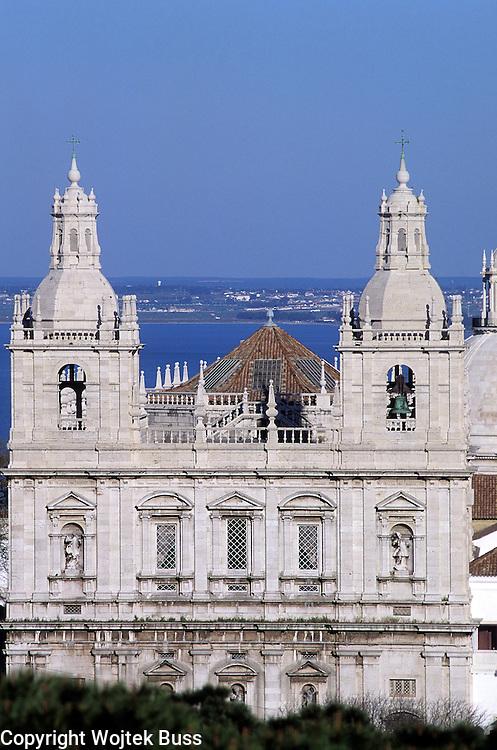 Portugal,Lisbon,St Vincent church