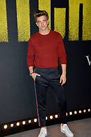 River Viiperi at the world premiere of &quot;Pitch Perfect 3&quot;  at the TCL Chinese Theatre, Hollywood, USA 12 Dec. 2017<br /> Picture: Paul Smith/Featureflash/SilverHub 0208 004 5359 sales@silverhubmedia.com