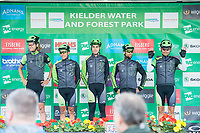 Picture by Allan McKenzie/SWpix.com - 04/09/2017 - Cycling - OVO Energy Tour of Britain - Stage 2 Kielder Water to Blyth - Cyclance Pro Cycling sign on.