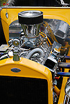 Fort T Bucket Hot Rod with Weber Carb, Velocity Stack