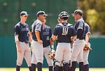 2017 BYU Baseball - NCAA Regionals vs Cal St Fullerton