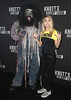 BUENA PARK, CA - SEPTEMBER 29:  Lizzy Greene at Knott's Scary Farm & Instagram's Celebrity Night at Knott's Berry Farm in Buena Park, California on September 29, 2017. Credit: Faye Sadou/MediaPunch