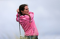Lauren Kelly (Ballykisteen) during the 2nd round of the Irish Women's Open Stroke Play Championship, Enniscrone Golf Club, Enniscrone, Co. Sligo. Ireland. 16/06/2018.<br /> Picture: Golffile | Fran Caffrey<br /> <br /> <br /> All photo usage must carry mandatory  copyright credit (© Golffile | Fran Caffrey)