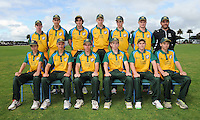 151217 Cricket - Wairarapa Under-17s