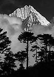 Thamserkhu, Khumbu Valley, Nepal
