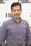 Alfredo Narciso attends the press photo call for the Roundabout Theatre Company's production of  'Time and the Conways' at The Roundabout Theatre Studios on August 24, 2017 in New York City.