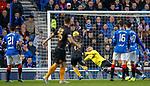 24.11.2018 Rangers v Livingston: Allan McGregor saves