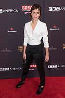 Emma Watson attends the BAFTA Los Angeles Awards Season Tea Party at Hotel Four Seasons in Beverly Hills, California, USA, on 06 January 2018. Photo: Hubert Boesl - NO WIRE SERVICE - Photo: Hubert Boesl/dpa /MediaPunch ***FOR USA ONLY***