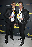 Jaymes and James attending the Broadway Opening Night Performance After Party for 'The Performers' at E-Space in New York City on 11/14/2012