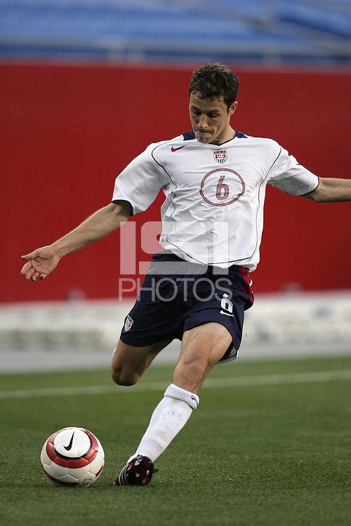 Steve Cherundolo, Honduras v USA, 2004.