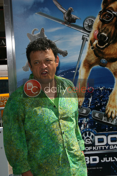 """Paul Rodriguez<br /> at the """"Cats and Dogs The Revenge Of Kitty Galore"""" World Premiere, Chinese Theater, Hollywood, CA. 07-25-10<br /> David Edwards/DailyCeleb.com 818-249-4998"""