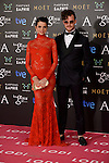 Macarena Gomez and Aldo Comas attends the photocall of the 29th edition of 'Los Goya' cinematic awards at the Auditorium Hotel, Madrid, Spain. February 7, 2015 Photo by Marta Gonzalez/ DyD Fotografos-DYDPPA  PHOTOCALL3000