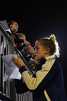 Boyds, MD - Wednesday August 30, 2017: Abby Dahlkemper during a regular season National Women's Soccer League (NWSL) match between the Washington Spirit and the North Carolina Courage at Maureen Hendricks Field, Maryland SoccerPlex.
