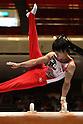 Kohei Uchimura (JPN), NOVEMBER 27, 2011 - Artistic Gymnastics : FIG ART World Cup 2011 Tokyo Men's Individual All-Around Pommel horse at Ryogoku Kokugikan, Tokyo, Japan. (Photo by YUTAKA/AFLO SPORT) [1040]