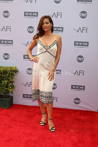 LOS ANGELES, CA - JUNE 9: Constance Marie at the American Film Institute 44th Life Achievement Award Gala Tribute to John Williams at the Dolby Theater on June 9, 2016 in Los Angeles, California. Credit: David Edwards/MediaPunch