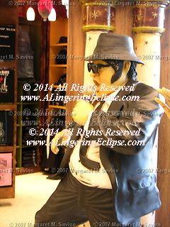 "The Blues Brothers..© 1980 Universal City Studios, Inc  .. Excerpt from the The Blues Brothers.. About The Movie at the website http://www.bluesbrotherscentral.com ....""The Blues Brothers is a unique blend of musical comedy with outrageous humor, location realism and spectacular action.....Said director John Landis, ""The Blues Brothers is a true musical comedy. People burst into song and dance just as they do in the original American form invented on Broadway and glorified in Hollywood. But the story, the musical numbers and the comedy all have a very realistic look. The film is designed for music and is very stylized.""....Dan Aykroyd, who wrote the original screenplay with Landis, explained, ""It's the story of two hoodlums who want to go straight and get redeemed. But they just don't have it together and they keep getting into bigger and bigger trouble.""....""Jake and Elwood are on a genuine crusade,"" said Landis. ""It's not the Holy Grail they're after, its 5,000 bucks. But their quest is for equally good reasons. They're good and sympathetic people. To me, that's the strength of the movie. The audience must like the characters.""....John Belushi added, ""Jake is into music, drinking and sliding through life. His craziness confuses Elwood. Elwood is religious, a bookworm and a motorhead. He takes care of the details, like a road manager. Jake's Lies upset Elwood, and Elwood's driving makes Jake nervous.""....Belushi called the film ""a tribute to black American music."" The score, featuring no original songs, showcases music of decades past and some of its greatest performers. They all play characters who are integral to the story.....The score contains blues, rock and roll, soul and rhythm and blues, as well as some country-western, pop, Latin and classical."".."