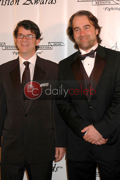 Wyck Godfrey and Greg Mooradian<br />