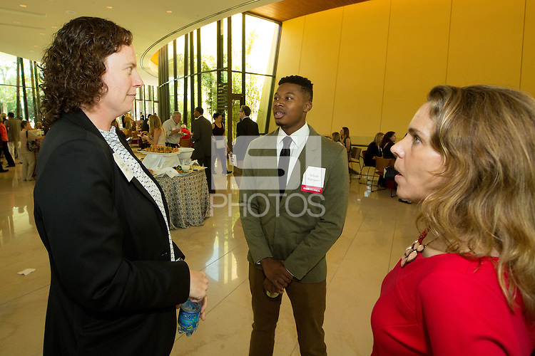 STANFORD, CA - JUNE11, 2015-- 2015 Stanford Athletic Board Awards Ceremony at Bing Concert Hall on the Stanford University campus.