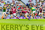 David Shaw Kerry scores his sides second goal against  Galway in the All Ireland Minor Football Final in Croke Park on Sunday.