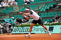 David FERRER - 08.06.2012 - Roland Garros 2012 - Photo: Dave Winter