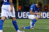 Nicolo Barella of Italy dejection <br /> Bologna 19/06/2019 Stadio Renato Dall'Ara  <br /> Football UEFA Under 21 Championship Italy 2019<br /> Group Stage - Final Tournament Group A<br /> Italy - Poland <br /> Photo Cesare Purini / Insidefoto