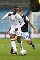 Eddie Nketiah of Leeds in action during Millwall vs Leeds United, Sky Bet EFL Championship Football at The Den on 5th October 2019