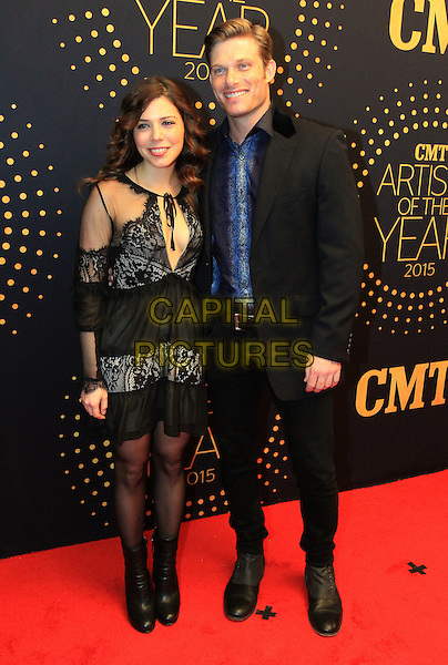 02 December 2015 - Nashville, Tennessee - Chris Carmack. 2015 &quot;CMT Artists of the Year&quot; held at Schermerhorn Symphony Center. <br /> CAP/ADM/BM<br /> &copy;BM/ADM/Capital Pictures