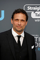 Jeremy Sisto attends the 23rd Annual Critics' Choice Awards at Barker Hangar in Santa Monica, Los Angeles, USA, on 11 January 2018. Photo: Hubert Boesl - NO WIRE SERVICE - Photo: Hubert Boesl/dpa /MediaPunch ***FOR USA ONLY***