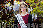 The NEW 2015 Kerry Rose, Julett Culloty from Kilcummin