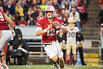 Wisconsin Badgers XXXX during an NCAA College Big Ten Conference football game against the Purdue Boilermakers Saturday, October 14, 2017, in Madison, Wis. The Badgers won 17-9. (Photo by David Stluka)
