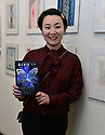"Marie Lu Promotes Her Book ""Rebel: A Legend Novel"" at Books and Books"