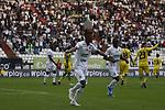 Once Caldas venció 3-0 a Atlético Bucaramanga. Fecha 16 Liga Águila II-2019.