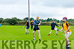 Abbeydorney hurlers back training, been put through their paces and looking forward to the upcoming North Kerry and County Hurling championships