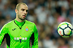 RCD Espanyol's Pau Lopez during La Liga match. October 1,2017. (ALTERPHOTOS/Acero)
