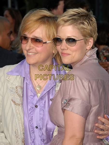 "MELISSA ETHERIDGE & TAMMY MICHAELS.attends The L.A. Special Screening of ""Sicko"" held at The Academy of Motion Pictures Arts & Sciences in Beverly Hills, California, USA, June 26 2007.         .half length                                              .CAP/DVS.©Debbie VanStory/Capital Pictures"