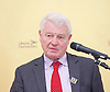 Paddy Ashdown former Liberal Democrat leader gives a speech on the importance of staying in Europe for Britain&rsquo;s place and influence in the world.<br /> Drawing on his personal experiences from his time in Bosnia and directly challenging the Brexit campaign&rsquo;s claims on sovereignty.<br /> 10th June 2016<br /> at the RAF Club, London , Great Britain <br /> <br /> <br /> Paddy Ashdown <br /> Baron Ashdown of Norton-sub-Hamdon<br /> <br /> Photograph by Elliott Franks <br /> Image licensed to Elliott Franks Photography Services