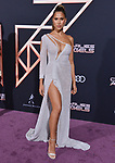"Kara Del Toro 056 attends the premiere of Columbia Pictures' ""Charlie's Angels"" at Westwood Regency Theater on November 11, 2019 in Los Angeles, California."