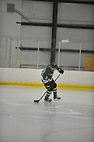Recruiting photo shoot for men's ice hockey,